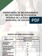 Presentacion Educacion Cepal