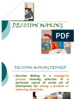 Unit 2 - Decision Making