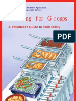 Cooking for Groups