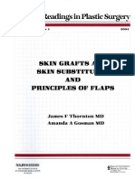 10-01 Skin Grafts, Substitutes and Principles of Flaps-1
