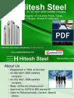 M/S Hitesh Steel  Duplex Steel Division Maharashtra India