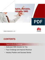 Huawei SMS Main Slide V1.0