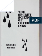 58812252 Secret Science of Covert Inks by Samuel Rubin Loom Panics
