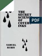58812252 Secret Science of Covert Inks by Samuel Rubin Loom Panics