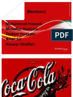 The CocaCola Company Final