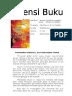 Resensi Buku Pemanasan Global