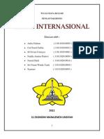 Word Bisnis Internasional