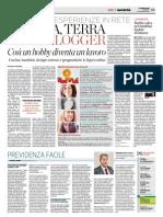 Genova, terra di blogger