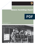 Cronkhite Historic Furnishings Report