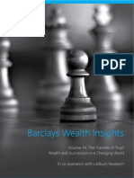 Barclays Wealth Insights Volume