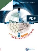 List o ITU-T ions (2005 March)