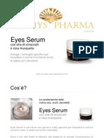Eyes Serum CLAMYS PHARMA