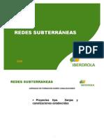 Redes Subterraneas 2005