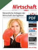 Die Wirtschaft 13. Jänner 2012