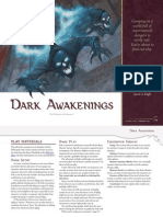 Solo - [Lvl 1] - Dark Awakenings