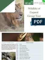 Gujarat 2012 Itinerary-Print
