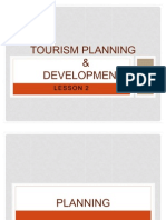 L2 Tourism Planning