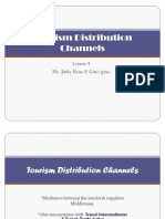 L4 Tourism Distribution Channels