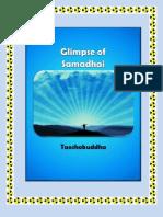 Glimpses of Samadhi