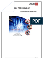 Palm Vein Technology Abstract