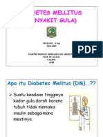 Lembar Balik Diabetes Ok