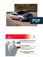 Citroen C5 - Manual de Empleo