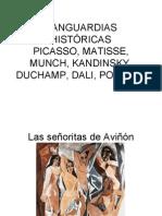 VANGUARDIAS HISTORICAS