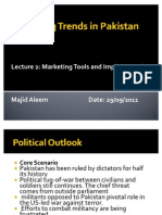 Marketing Trends in Pakistan 2