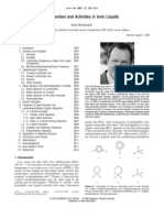 ides and Actinides in Ionic Liquids