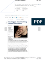 10098412 Smoking Pot Doesnt Hurt Lung Capacity Study Shows