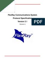 Flex Ray Communication System
