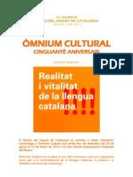 50 aniversari Òmnium Cultural