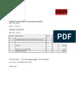 Invoice 06 11