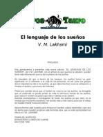 Lakhsmi, V.M. - El Lenguaje De Los Sueños