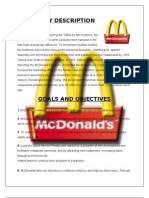 16448162 McDonalds Project