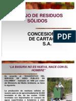Capacitacion Residuos Solidos Cvc