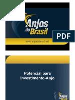 Apresentação Anjos do Brasil - Mercado