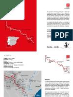 Mapa GR10 Valencia