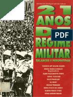 21 Anos de Regime Militar