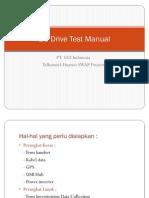 2G Drive Test Manual