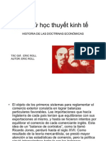 Historia de Las Doctrinas Economic As Eric Roll Vietnamitaparte 52