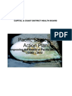 Pacific Strategic Action Plan