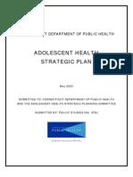 Adolescent Health Strategic Plan