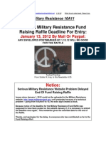 Military Resistance 10A11