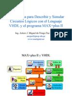 GuiaBasicaVHDLyMAXplus2