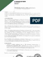 Resolución de Decanato Nº 00856-D-FCCSS-2011_17-10-2011
