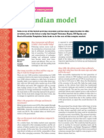 The Indian Model