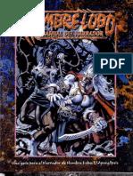 Hombre Lobo - Manual Del Narrador Ed. Revisada
