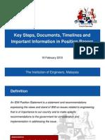 Guideline IEMPositionStatement