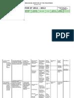 Operational Plan DSG 2011 IT